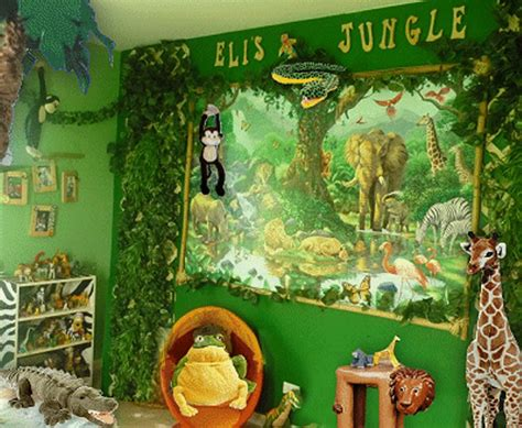 20 jungle themed bedroom for rilane