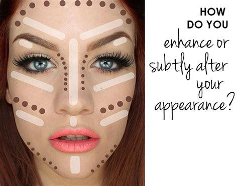 contour makeup diagram makeup contour diagram mugeek vidalondon