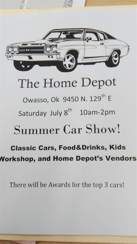 oklahoma area car shows and events listing we list