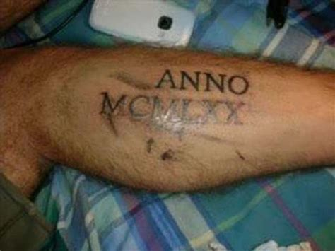 self made tattoos horrible self made tattoos 25 pics izismile