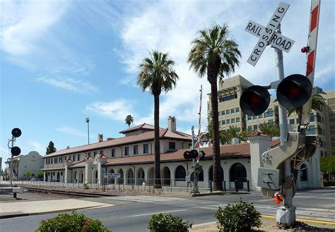 Fresno Search Santa Fe Passenger Depot Fresno California