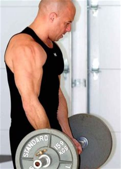 vin diesel max bench press vin diesel workout routine diet and body stats