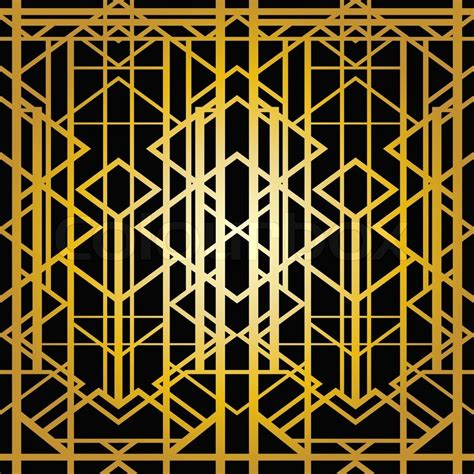 deco pattern pinterest art deco geometric pattern 1920 s style vector