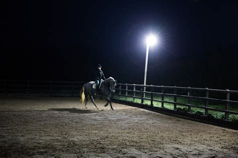 outdoor arena lighting gallery equestrian sports lighting
