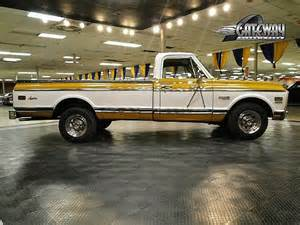 1972 chevrolet cheyenne c20 custom cer longhorn for