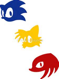 Plush Duvet Covers Quot Sonic Tails Amp Knuckles Alternative Quot Stickers By