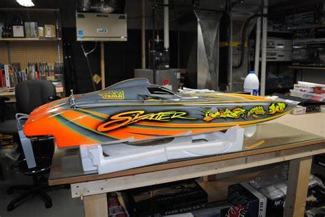 expresscraft rc boats expresscraft thunderbolt rc boat 29 5cc gas powered 56