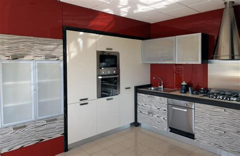 Luna 232 la cucina moderna che esalta il design grazie all uso di
