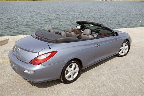 Toyota Solara Price Toyota Solara Convertible Photos Reviews News Specs