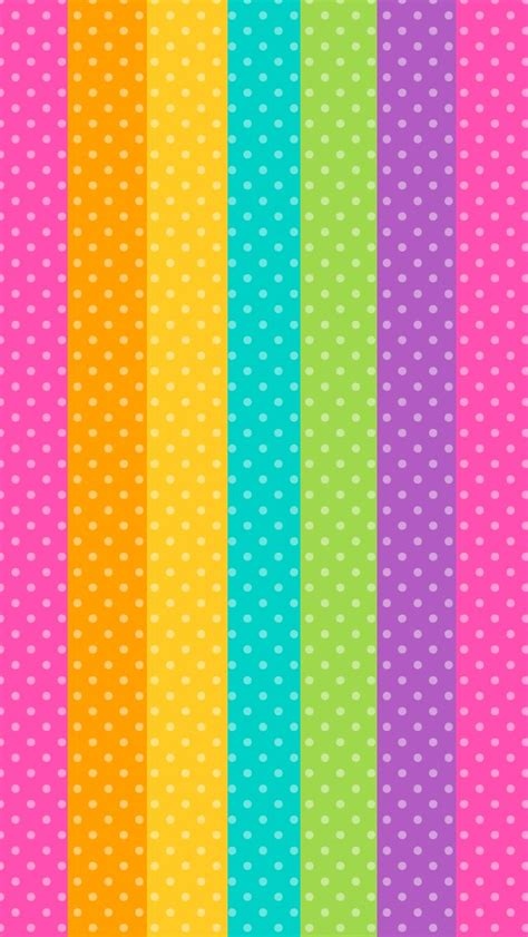 colorful dots wallpaper colorful iphone wallpaper wallpaper pinterest iphone