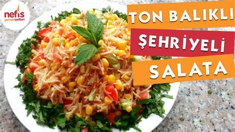 yemek gkkua salatas nefis yemek tarifleri 36 ton balığı salatası nefis yemek tarifleri