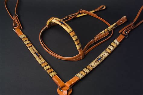 beaded tack sets product details quot sparkle quot handmade beaded tack set