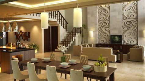 gambar desain rumah desain interior rumah emporio architect