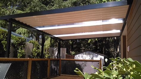 Patio Covers Awnings by Awnings And Patio Covers Summer Heat Patio Cover
