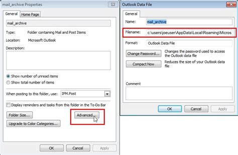 Email Moving Archived Mail From A Pst File To Office 365