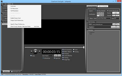 format audio gopro studio gopro cineform studio professional download