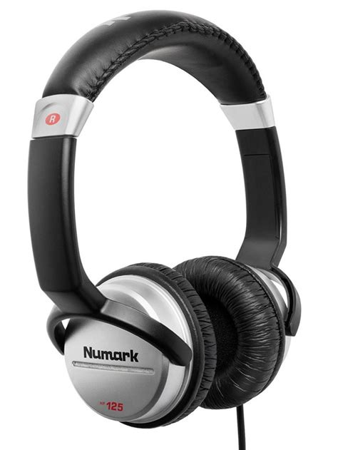 Headphone Numark Buy Numark Hf125 Dj Headphones At Rs 899 From