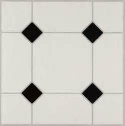 diamond jubilee black white 24320 vinyl tile