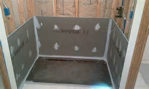 how to waterproof a shower pan riolito pan system wedi shower systems