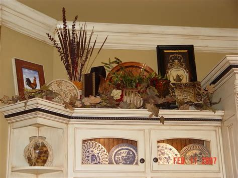 kitchen cabinet decorations top decorating ledges plant shelf ideas pinterest