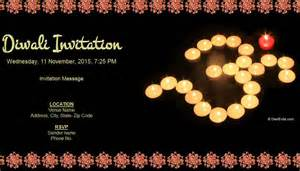 free diwali invitation card invitations