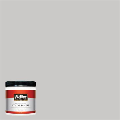 behr premium plus 8 oz 790e 2 gentle interior exterior paint sle 790e 2pp the home depot
