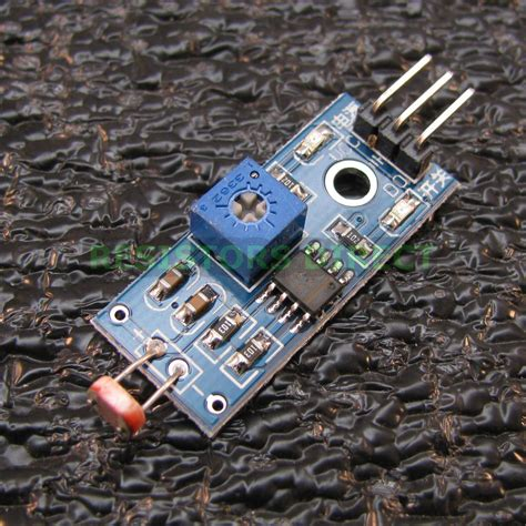 x10 led resistor digital seek light sensor intensity module photoresistor for arduino robot x10