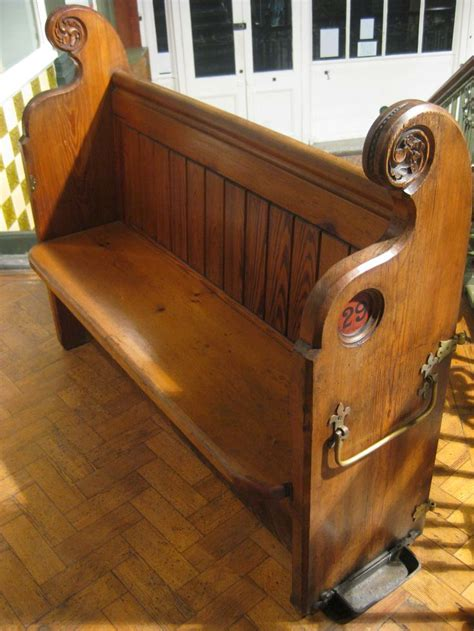 church pew entry bench 17 best images about church pews benches on pinterest