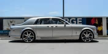 Rolls Royce Phantom Mansory Rolls Royce Phantom Conquistador