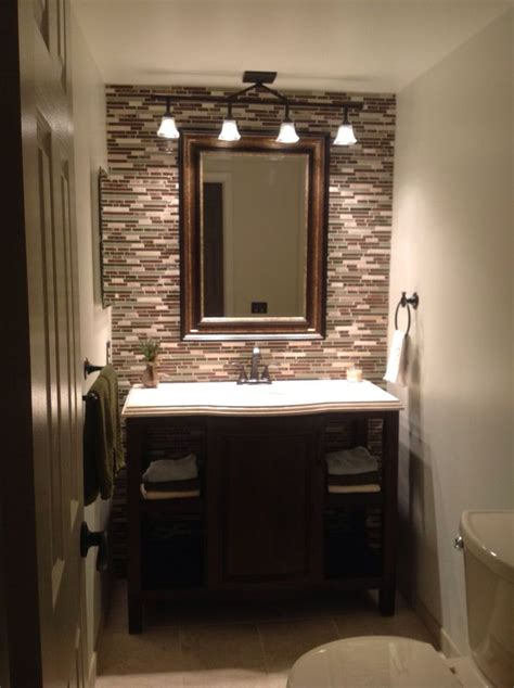 bathroom remodel design ideas best 25 half bath remodel ideas on half