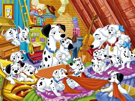 Disney S 101 Dalmatians classic disney images 101 dalmations wallpaper hd