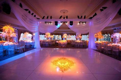 tale castle wedding in new york inside