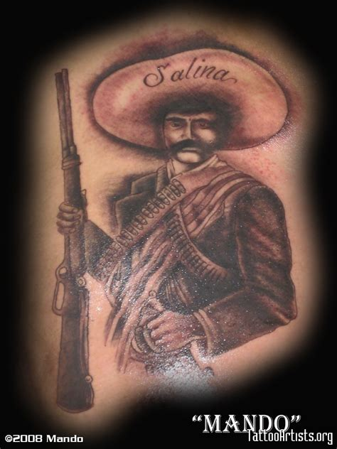 pancho villa tattoo pancho villa drawings www imgkid the image