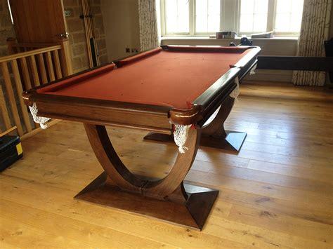 custom pool table custom pool tables bespoke pool table