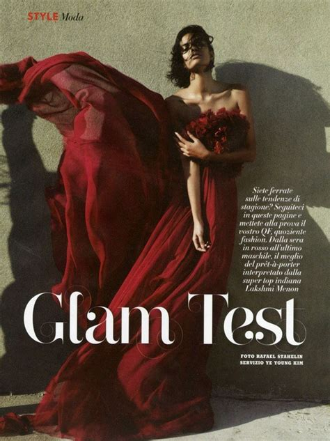Glam Quiz by Glam Test Vanity Fair Italy