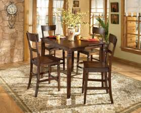 Ashley Furniture Dining Room Tables ashley furniture barrister d254 dining table