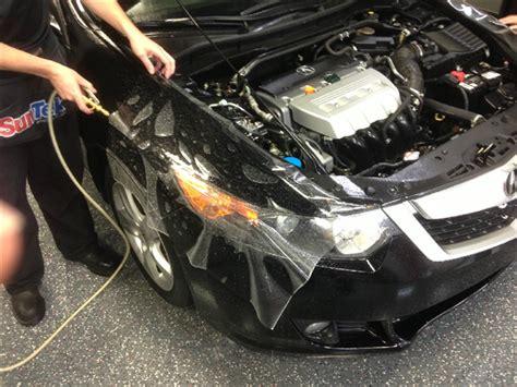 clearbra installation in tn our custom installation original clearbra 174 plastic car