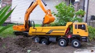 Rc Volvo Dump Truck For Sale An Excavator Digger For Sale Excavator 2016 Car Release Date