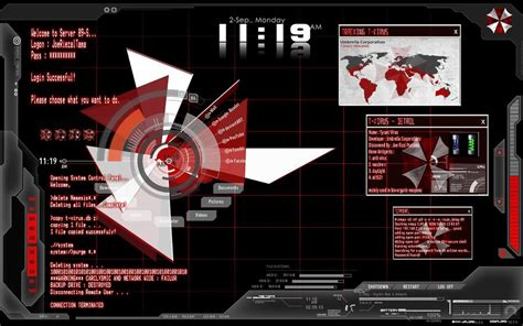 pc themes payment umbrella corporation by riezata on deviantart