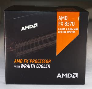 Amd Fx 8370 8 4 3ghz Max Wraith Cooler Limited amd s new wraith cooler and a overclock