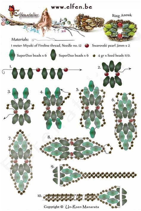 free bead catalogs 17 best images about beaded ring patterns on
