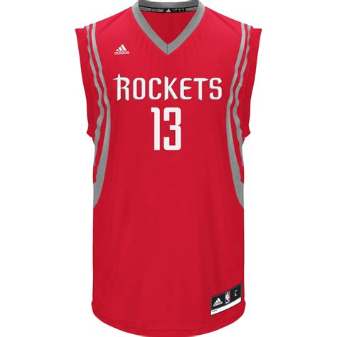 houston rockets new year jersey for sale adidas nba houston rockets harden int replica jersey
