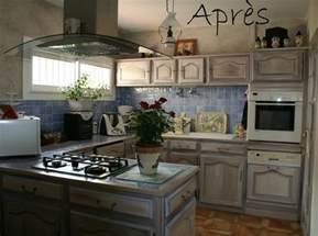 relooking meubles de cuisine et plan de travail luc