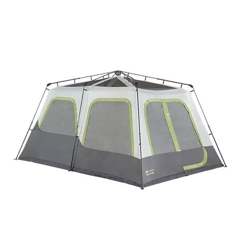 Instant Cabin Tent by Coleman Instant Cabin 10 Person Tent Fontana Sports