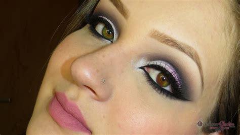 youtube tutorial de maquiagem tutorial de maquiagem com tons de rosa youtube