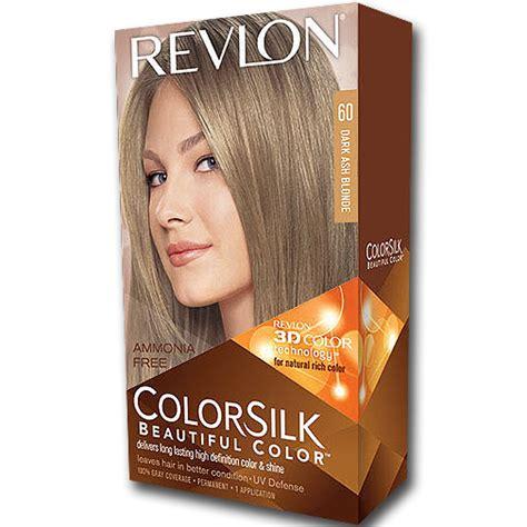 revlon preparati za kosu revlon colorsilk farba za kosu 60 dark ash blonde revlon