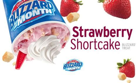 strawberry swings dairy queen debuts new strawberry shortcake as featured