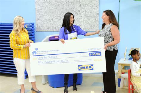 ikea furniture donation erika thrasher photos ikea donates furniture to the