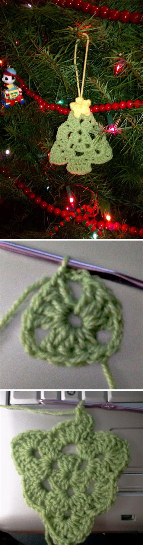 granny christmas tree pattern 25 free christmas crochet patterns for beginners hative