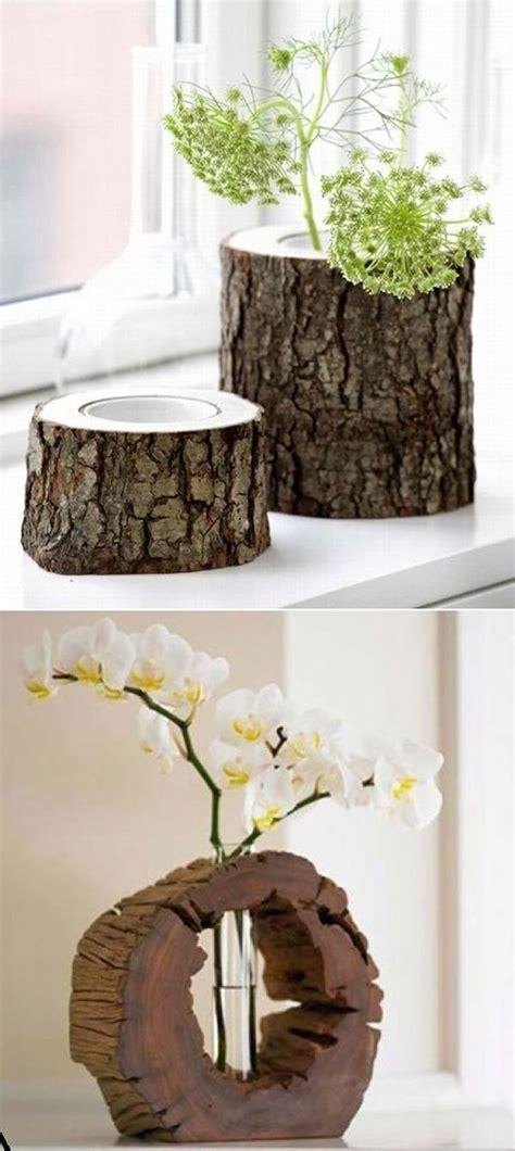 vaso di legno oltre 25 fantastiche idee su vaso di legno su